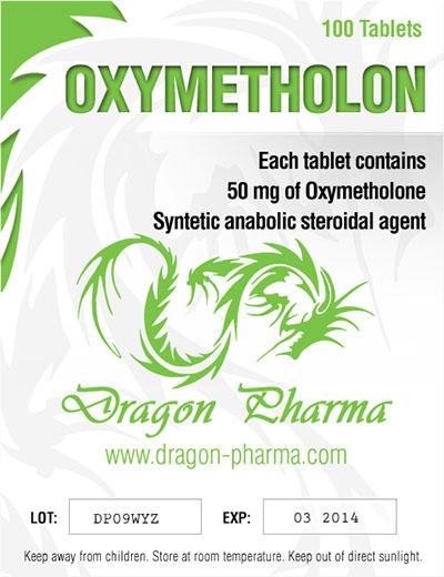 Oxymetholon